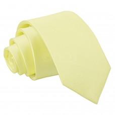 Gyermek nyakkendő - halvány sárga