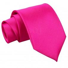 Egyszínű nyakkendő - pink