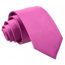 Gyermek nyakkendő - sötét rózsaszín