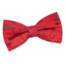 Férfi csokornyakkendő - vörös