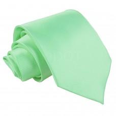 Egyszínű nyakkendő - mentazöld