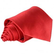 Egyszínű piros nyakkendő