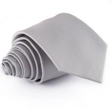 Szürke, anyagában mintás nyakkendő