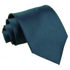 Egyszínű nyakkendő - tengerészkék
