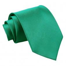 Egyszínű nyakkendő - türkizzöld