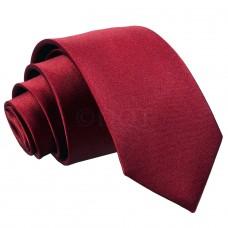 Gyermek nyakkendő - burgundi