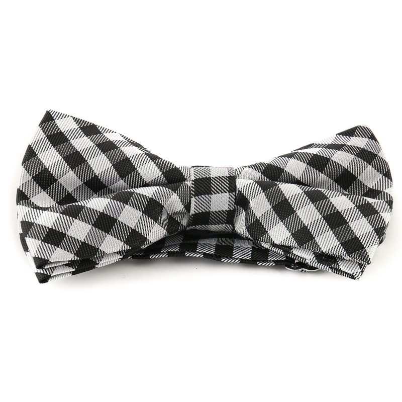 3af58b8227 Fekete, hangszermintás keskeny nyakkendő