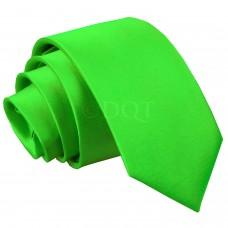 Gyermek nyakkendő - alma zöld
