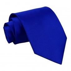 Egyszínű nyakkendő - királykék