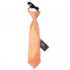 Gumis gyermek nyakkendő - korall
