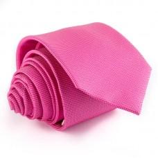 Magenta, anyagában mintás nyakkendő